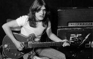 AC/DC morto Malcom Young