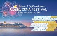 COSTA ZENA FESTIVAL : a Genova lo scivolo più lungo del mondo