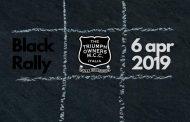 Triumph Black Rally a Sestri Levante