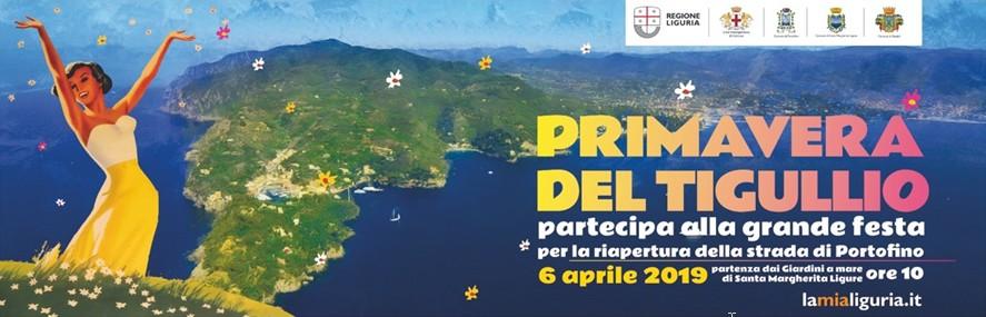 Regione Liguria: Campagna Primavera Tigullio