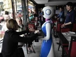 La robotica al bar