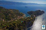 Il parco di Portofino, tra mari e monti