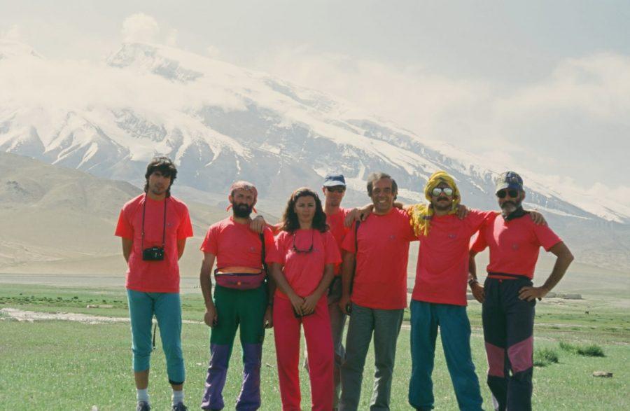 Salita sci-alpinistica al Mutzag-Ata