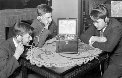 Ascoltare il mondo....
