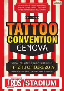 Tattoo Convention 2019: che novità!