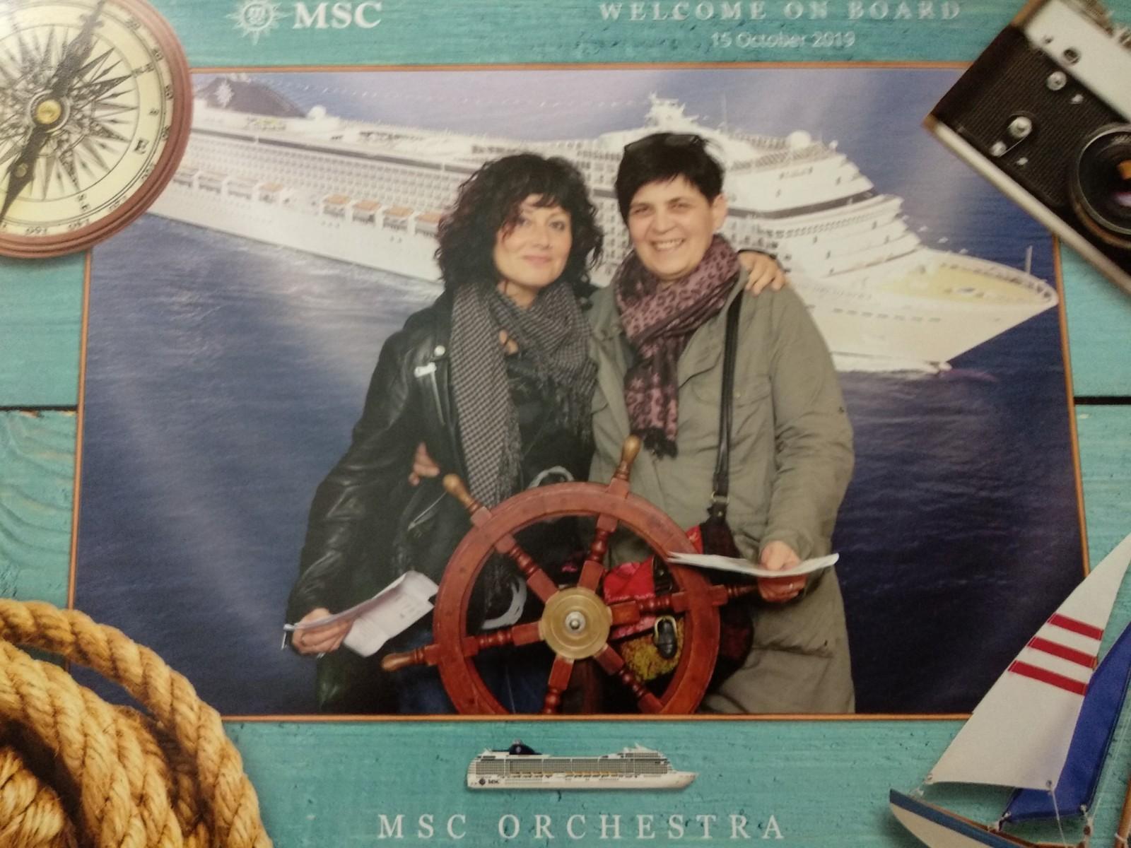 MSC Orchestra: Destinazione Marsiglia - Barcellona