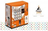 Peggy Food: Il distributore automatico per i 4 zampe