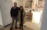 Visita alla mostra di Enzo Martini