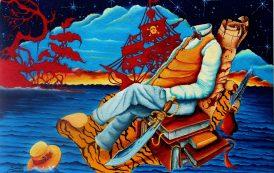 Sulle ali della fantasia:   Emilio Salgari
