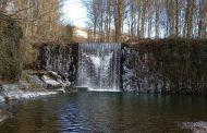 la cascata Baglietto, un saluto da Sassello.