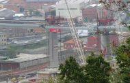 Ci siamo..il nuovo ponte di Genova