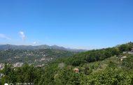 Genova nelle alture:natura e degrado