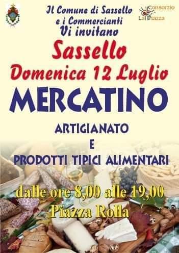 Mercatino a Sassello !