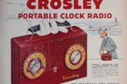 un attrezzo indispensabile : la sveglia, piccola storia della radiosveglia.