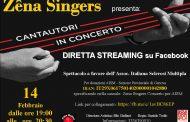 Zena Singers.. diretta Streaming