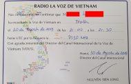 NOTIZIE DAL VIETNAM