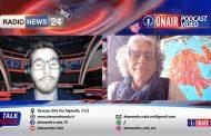 Alessandro Sala: intervista su Radio News 24 OnAir