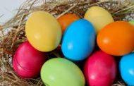 Le origini dell'uovo ovviamente di Pasqua