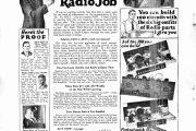 Quando la radio procurava lavoro  (1928)