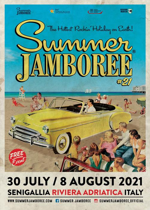 SUMMER JAMBOREE.. VERSIONE 2021